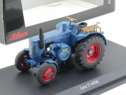 Schuco 03435 Lanz D 6006 Traktor Bulldog Schlepper 1:43 NEU! OVP