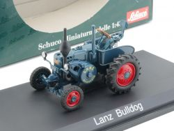 Schuco 02641 Lanz Bulldog Mannheim Traktor Schlepper 1:43 NEU OVP SG