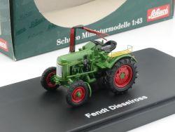 Schuco 02622 Fendt Dieselross Beifahrersitz Traktor 1:43 NEU OVP