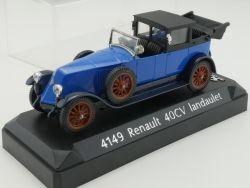 Solido 4149 Renault 40 CV  Landaulet 1926 Diecast Modelcar OVP