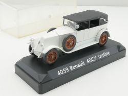 Solido 4059 Renault 40 CV  berline 1926 Diecast Modelcar OVP