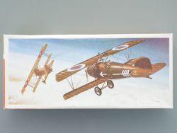 Smer 115 Albatros D.III Stavebnice Doppeldecker Jagdflugzeug OVP SG