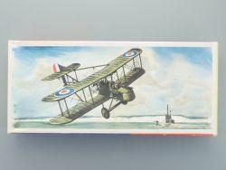 Smer 101 De Havilland D.H.2 Doppeldecker Flugzeug 1:50 OVP