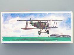 Smer 103 Fokker D.VII Stavbnice  Doppeldecker Flugzeug 1:50 OVP