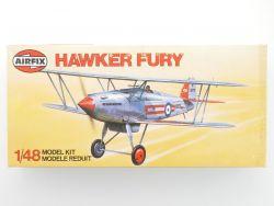 Airfix 4103 Hawker Fury Jagdflugzeug RAF Propeller Serie 4  OVP