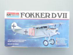 Monogram 5203 Fokker D VII Doppeldecker Deutschland 1:48 TOP OVP