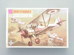 Matchbox PK-25 Whitworth Siskin IIIA Flugzeug KIT 1:72 TOP! OVP
