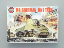 Airfix 61303-1 M4 Sherman MK.1 Panzer British Army KIT 1:87  OVP