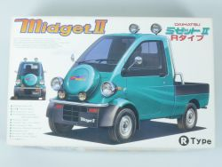Fujimi 03409 Daihatsu Midget II R-Type 1/24 Model Kit NEU! OVP