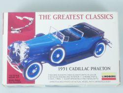 Lindberg 72402 1931 Cadillac Phaeton 1/32 Bausatz MIB NEU! OVP