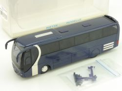 Rietze 64803 MAN R02 Lion's Star Reisebus blau-metallic NEU OVP SG