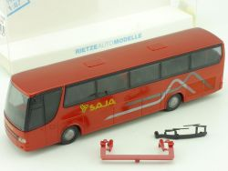 Rietze 64128 Setra S 315 HD Bus Saja Calabria Roma NEU! OVP SG