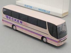 Rietze 64119 Setra S 315 HDH Omnibus Becker Endbach 1:87 NEU OVP