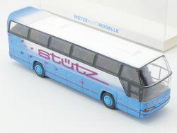 Rietze 61018 Neoplan Cityliner N 116 Reisebus Stütz 1:87 NEU OVP SG