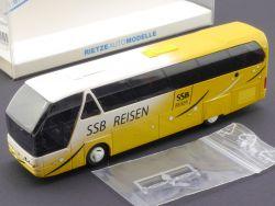 Rietze 62049 Neoplan Starliner Bus SSB Reisen Stuttgart TOP! OVP SG
