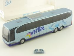Rietze 63606 MB Travego Bus Vetter Touristik Salzfurtkapelle OVP