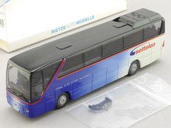 Rietze 64910 MB Tourismo FL O 350 Bus Settelen Basel Schweiz OVP