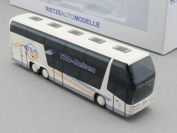 Rietze 65304 Neoplan Skyliner Omnibus TRD-Reisen 1:87 NEU! OVP
