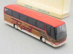 Rietze 64013 Setra S 315 HDH Omnibus Rast Freiburg 1:87 NEU! OVP