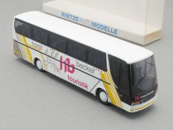 Rietze 64120 Setra S 315 HDH Omnibus Horst Becker 1:87 NEU! OVP