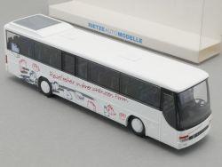 Rietze 61400 Setra S 315 GT Omnibus Reisefreiheit 1:87 NEU! OVP