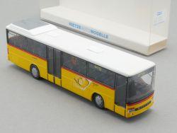 Rietze 61308 Setra S 315 UL Omnibus PTT Schweiz 1:87 H0 NEU! OVP