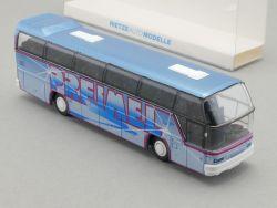 Rietze 60097 Neoplan Cityliner Omnibus Preimel AUT 1:87 NEU! OVP SG
