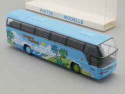 Rietze SM-City2x95-007 Neoplan Cityliner Bus Spangler 1:87 OVP