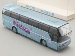 Rietze SM-City2x95-013 Neoplan Cityliner Omnibus Sauer NEU! OVP