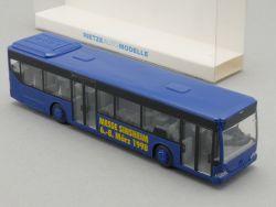 Rietze SM-Cit-085 MB Citaro Omnibus Messe Sinsheim 1998 NEU OVP