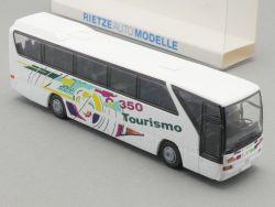 Rietze 61255 MB Tourismo Omnibus Werbemodell O 350 1:87 NEU! OVP