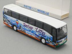 Rietze SM-O404-010 MB O 404 Omnibus Weber Littig 1:87 NEU! OVP