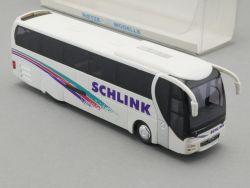 Rietze 64810 MAN R02 Lion's Star Schlink Reisebus Alsdorf NEU! OVP