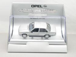 Schuco Opel Rekord E 1977Car Collection Werbemodell 1:43 OVP