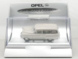 Schuco Opel Olympia Caravan 1953 Car Collection 1:43 NEU! OVP
