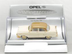 Schuco Opel Kapitän 1956 Car Collection Werbemodell 1:43 NEU OVP