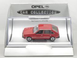 Schuco Opel Kadett '79 D Car Collection Werbemodell 1:43 NEU OVP