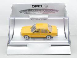 Schuco Opel Ascona B 1975 Car Collection Werbemodell 1:43 NEU OVP SG
