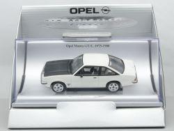 Schuco Opel Manta GT/E Car Collection Werbemodell 1:43 NEU! OVP