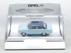 Schuco Opel Kadett B Car Collection Werbemodell 1:43 NEU! OVP