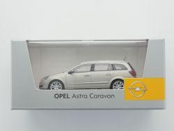 Minichamps Opel Astra H Caravan Modellauto Champagner TOP! OVP