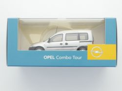 Minichamps Opel Combo C Tour Modellauto silber grau TOP! OVP
