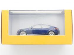 Norev Opel Insignia Werbemodell blau Concept blau 1:43 TOP! OVP