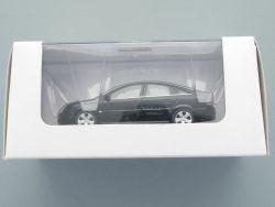 Schuco Opel Vectra C GTS Werbemodell schwarz 1:43 TOP! OVP