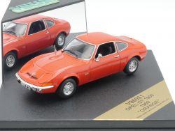 Vitesse Opel GT 1900 1969 Orange Sportwagen Modellauto NEU! OVP