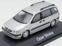 Schuco 04292 Opel Sintra Van Modellauto silber 1:43 Lesen! OVP