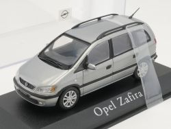 Minichamps Opel Zafira A Werbemodell Modellauto 1:43 TOP! OVP