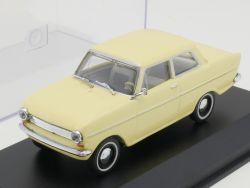 Minichamps 430 043000 Opel Kadett A gelb 1:43 TOP! OVP