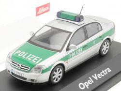 Schuco 04166 Opel Vectra C Polizei Streifenwagen Modellauto OVP