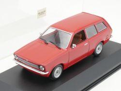 Minichamps 430045611 Opel Kadett C Caravan rot 1:43 TOP! OVP